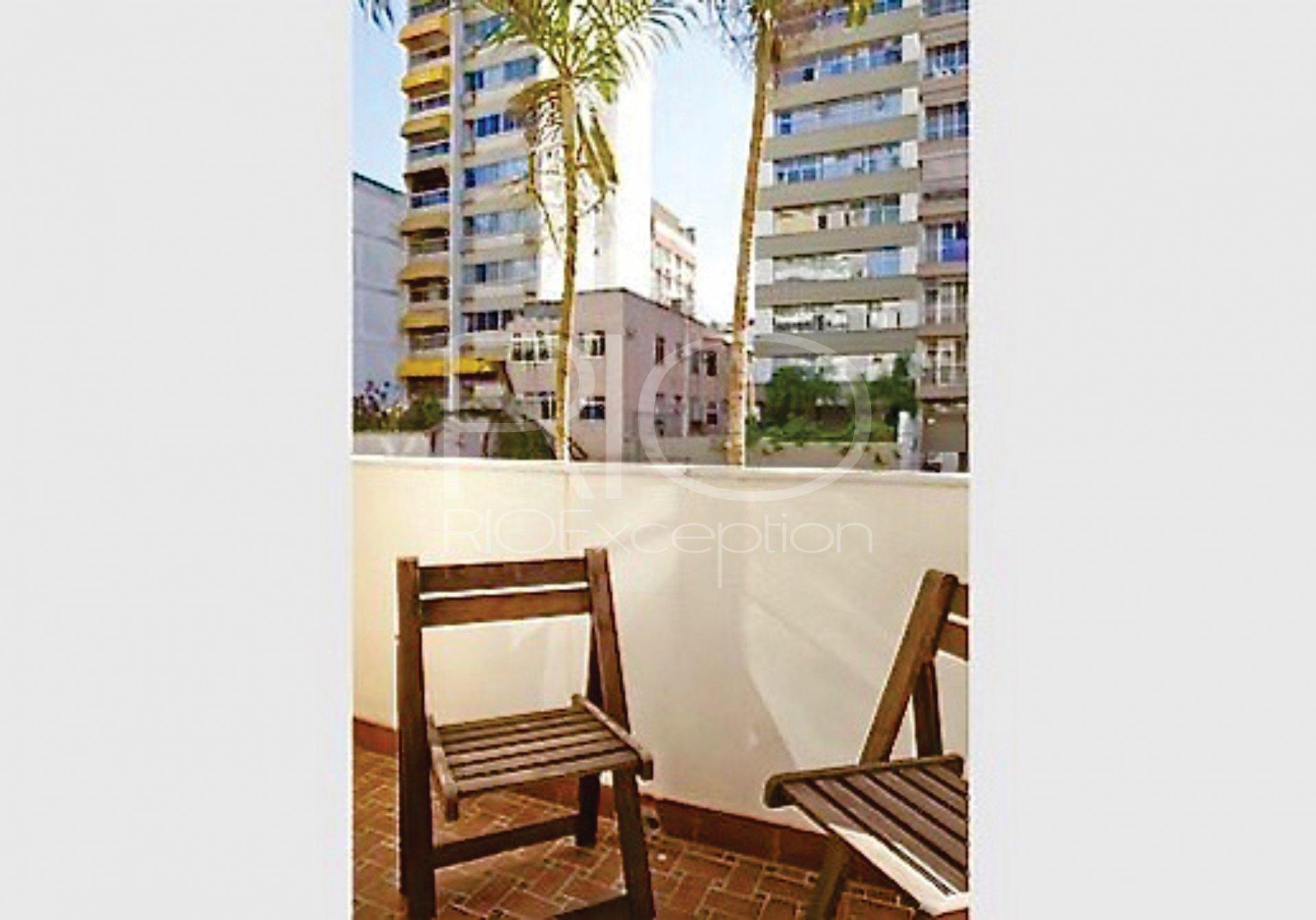 IPANEMA, Rua Barão da Torre, 2 pièces