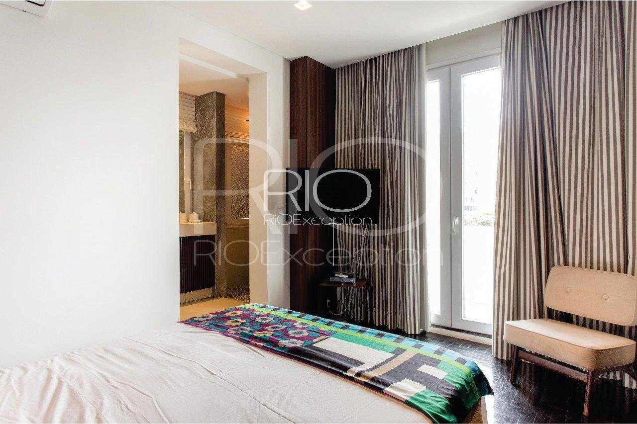 Very chic apartment of 100m2 in Copacabana