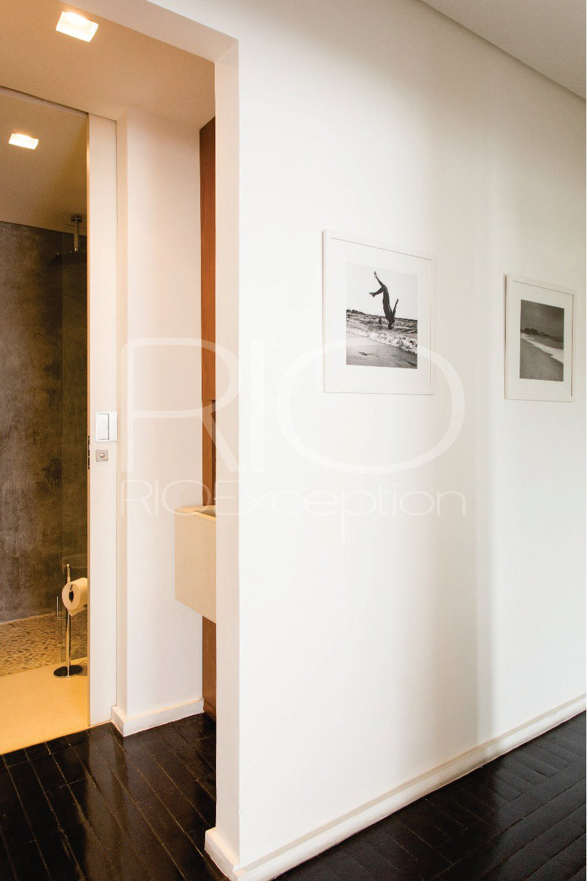 Very chic apartment of 100m2 in Copacabana
