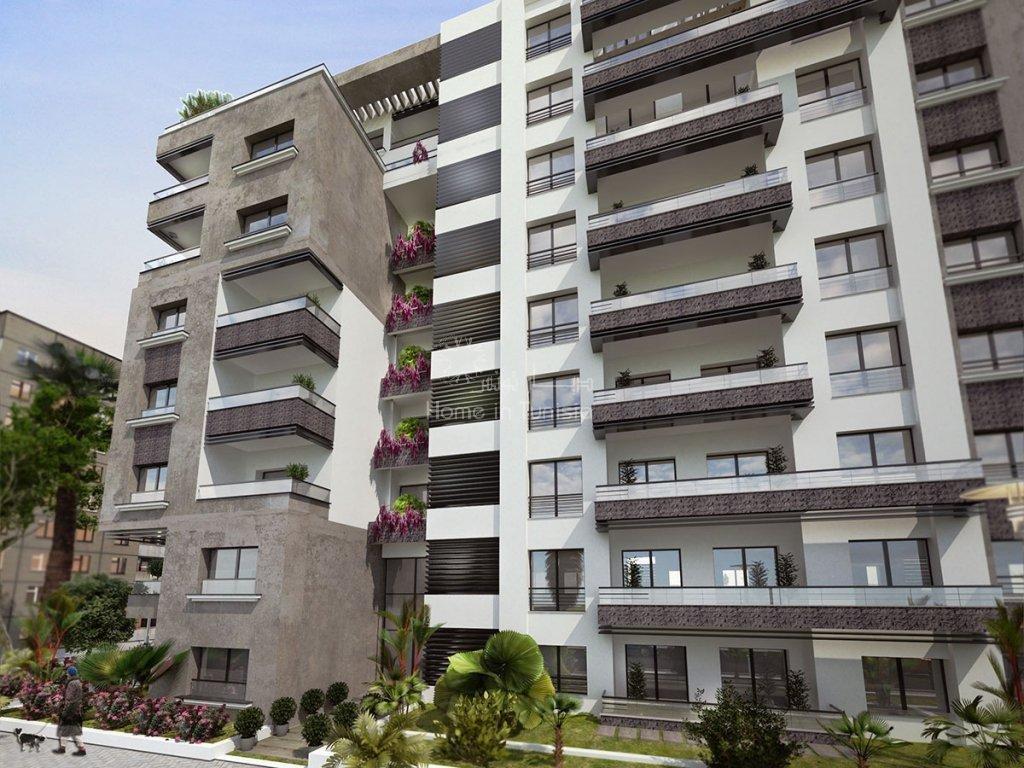 Vente appartement très haut standing à jardin de carthage