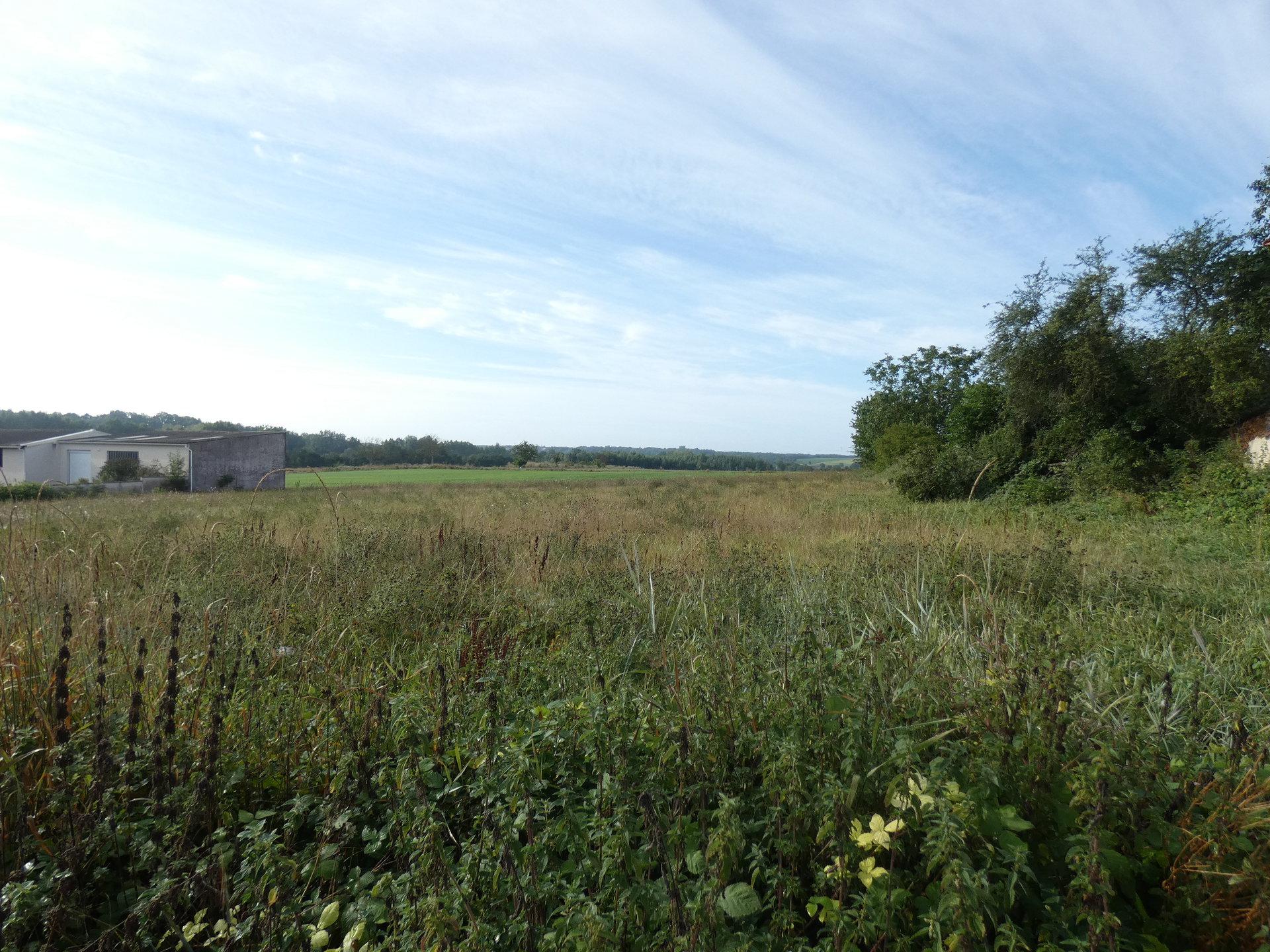 Sale Building land - Fontclaireau