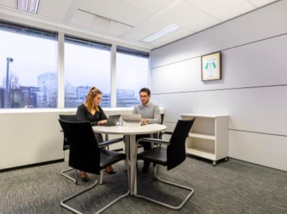 Rental Office - Luxembourg Kirchberg - Luxembourg