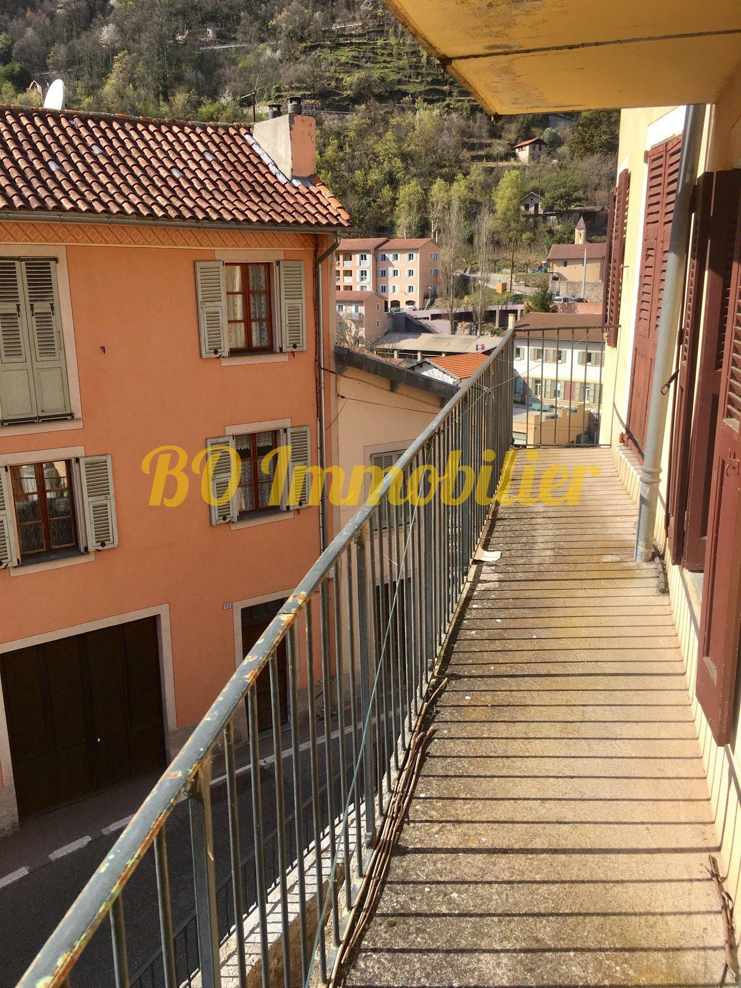 Appartement 2 pièces de 50m² en duplex avec vue dégagée sur les montagnes + Balcon