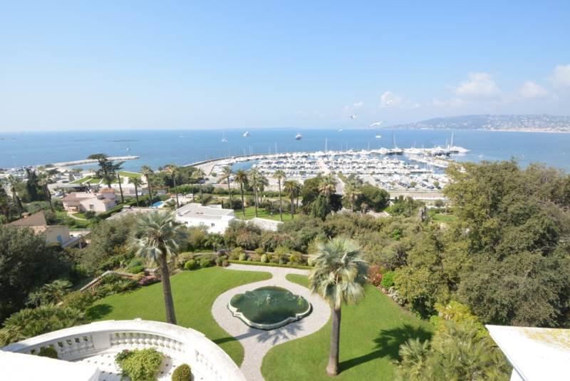 Appartement Belle Epoque - Vue mer panoramique - Juan les Pins