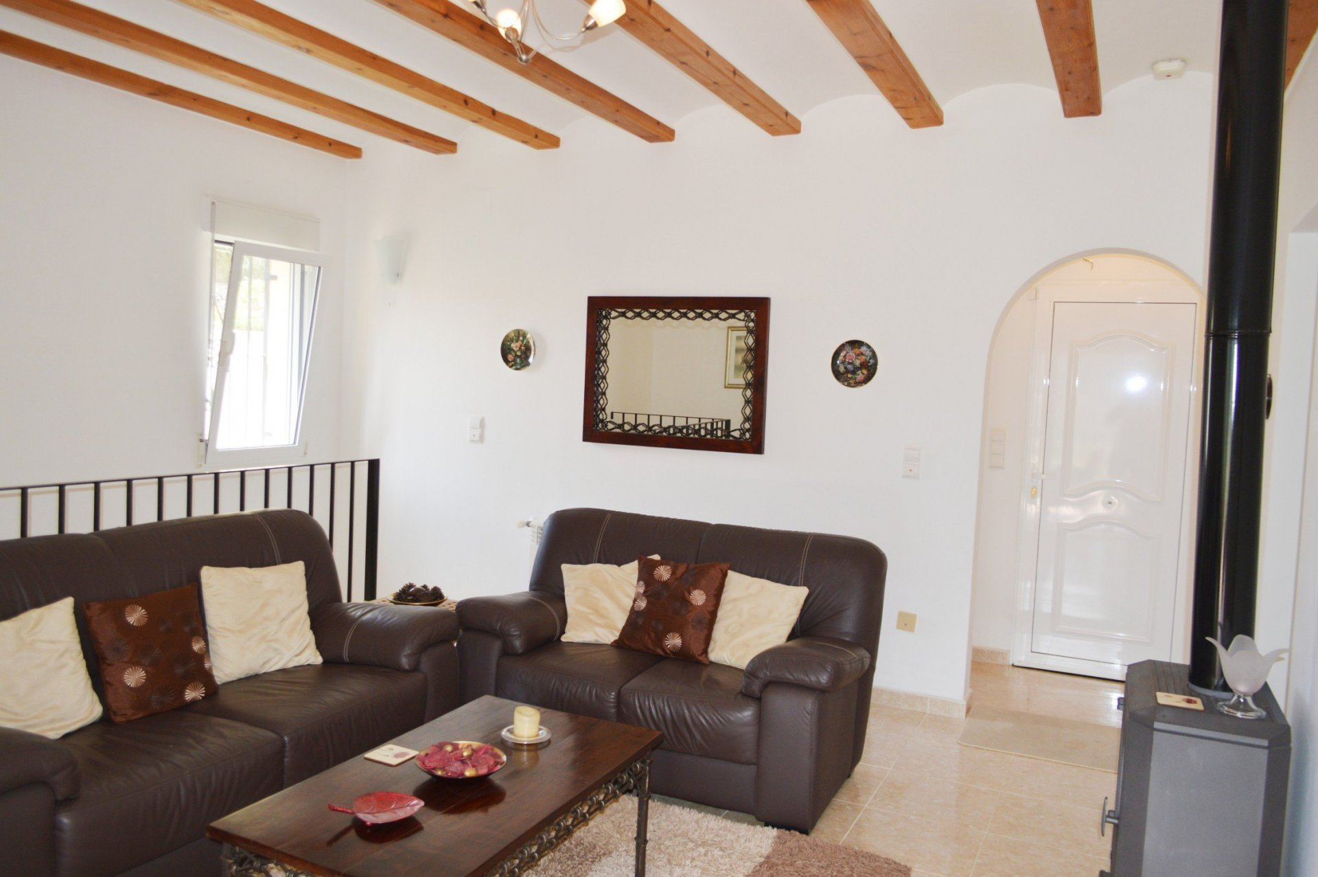 South facing detached villa in a quiet cul de sac