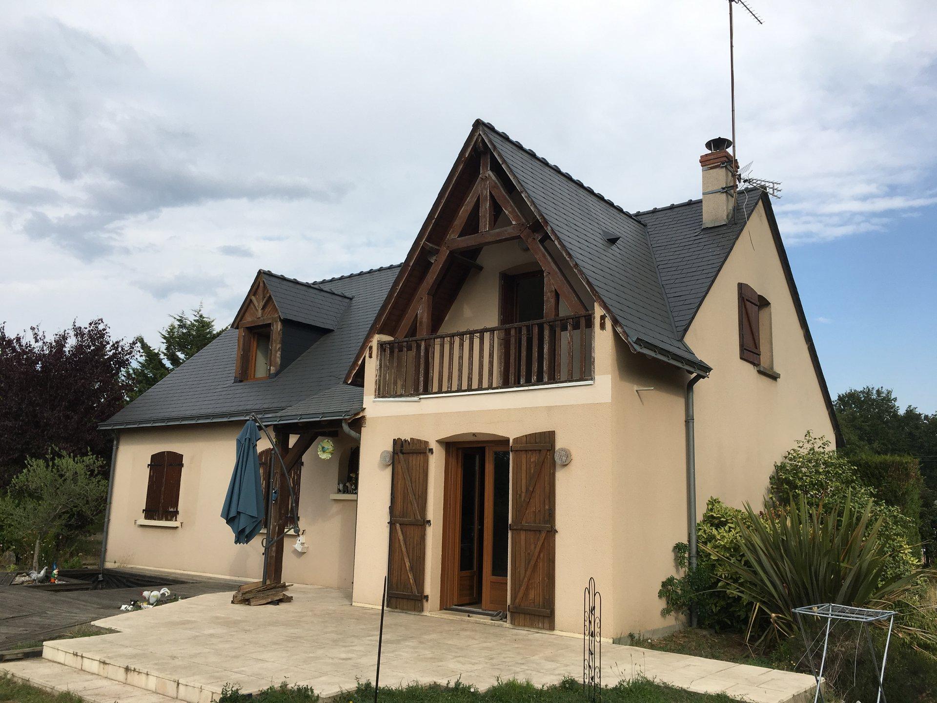 Sale House - La Chapelle Sur Loire