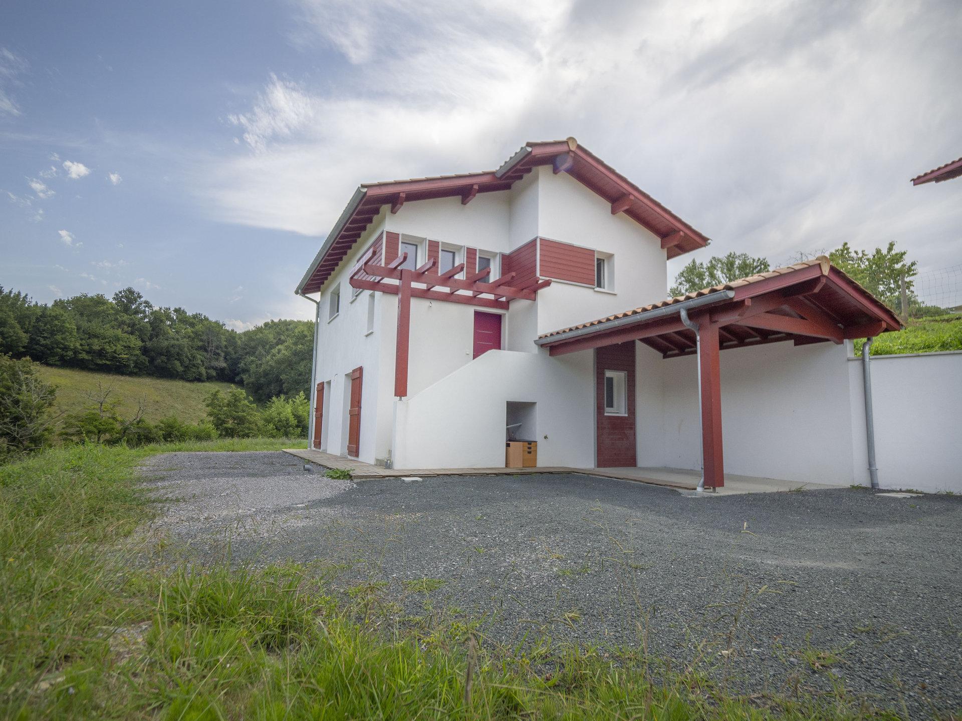 EXCLUSIVITE Maison avec 1,4ha de terrain