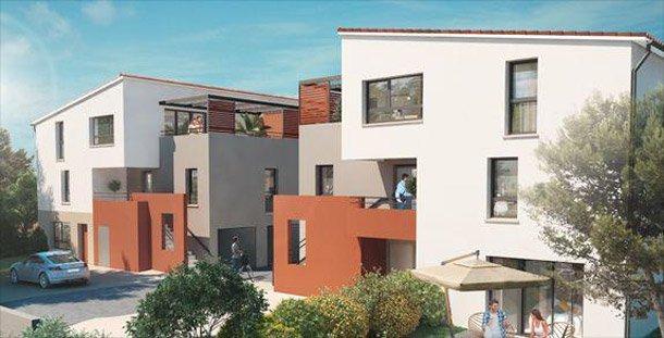 Appartement T3 DUPLEX - NEUF - 31850 MONTRABE