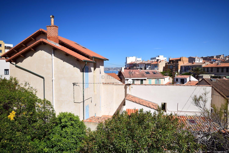 MALMOUSQUE- Rare- Maison avec jardin.