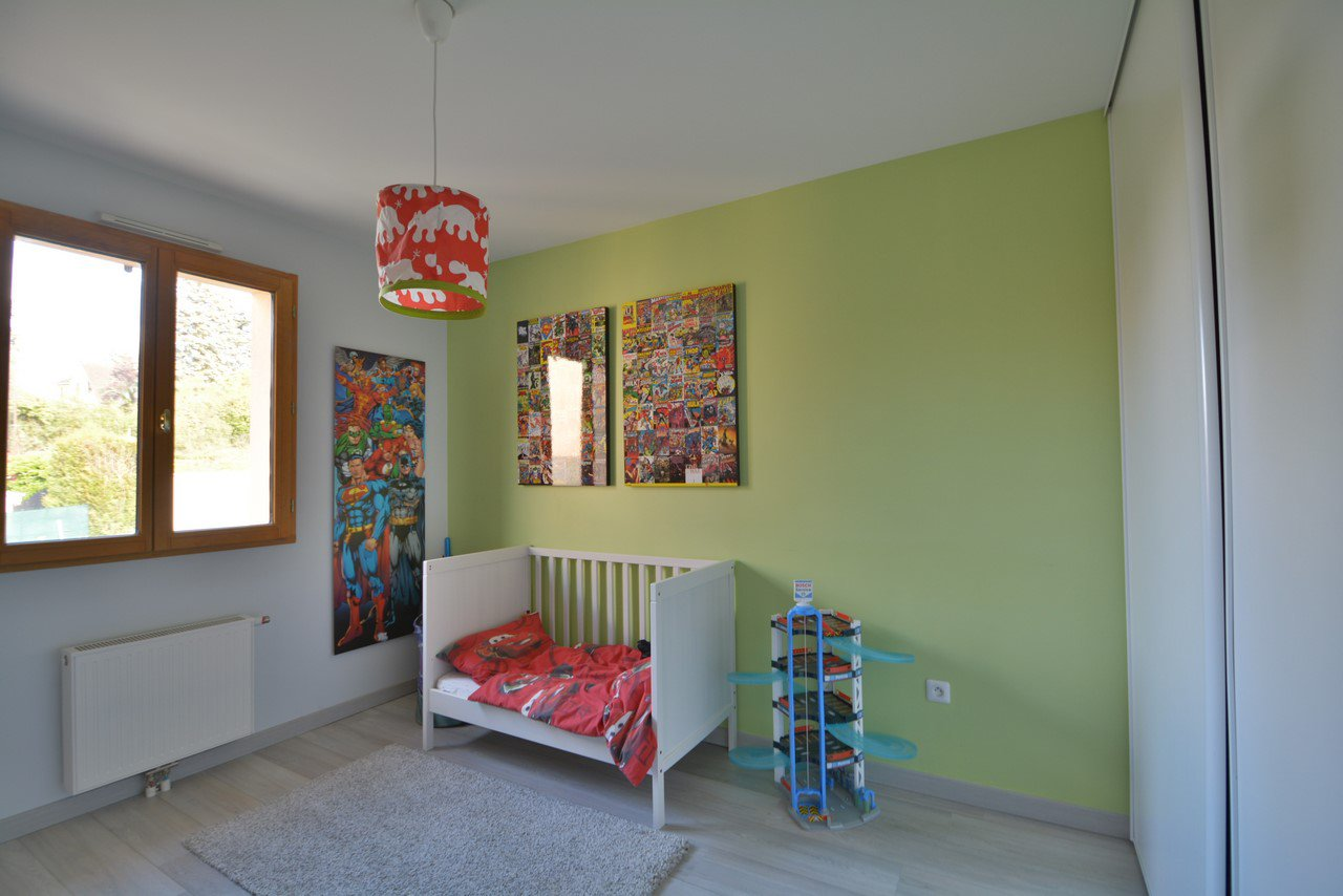 MAISON INDIVIDUELLE 4 CHAMBRES