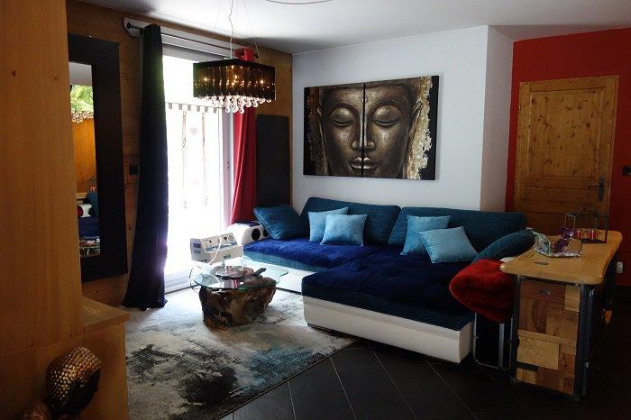 3 bedrooms flat Chamonix center