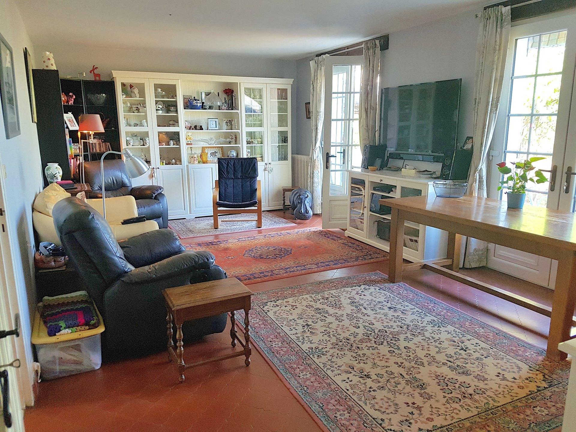 La Brenne, Indre 36: maison de plein pied avec jardin/pré