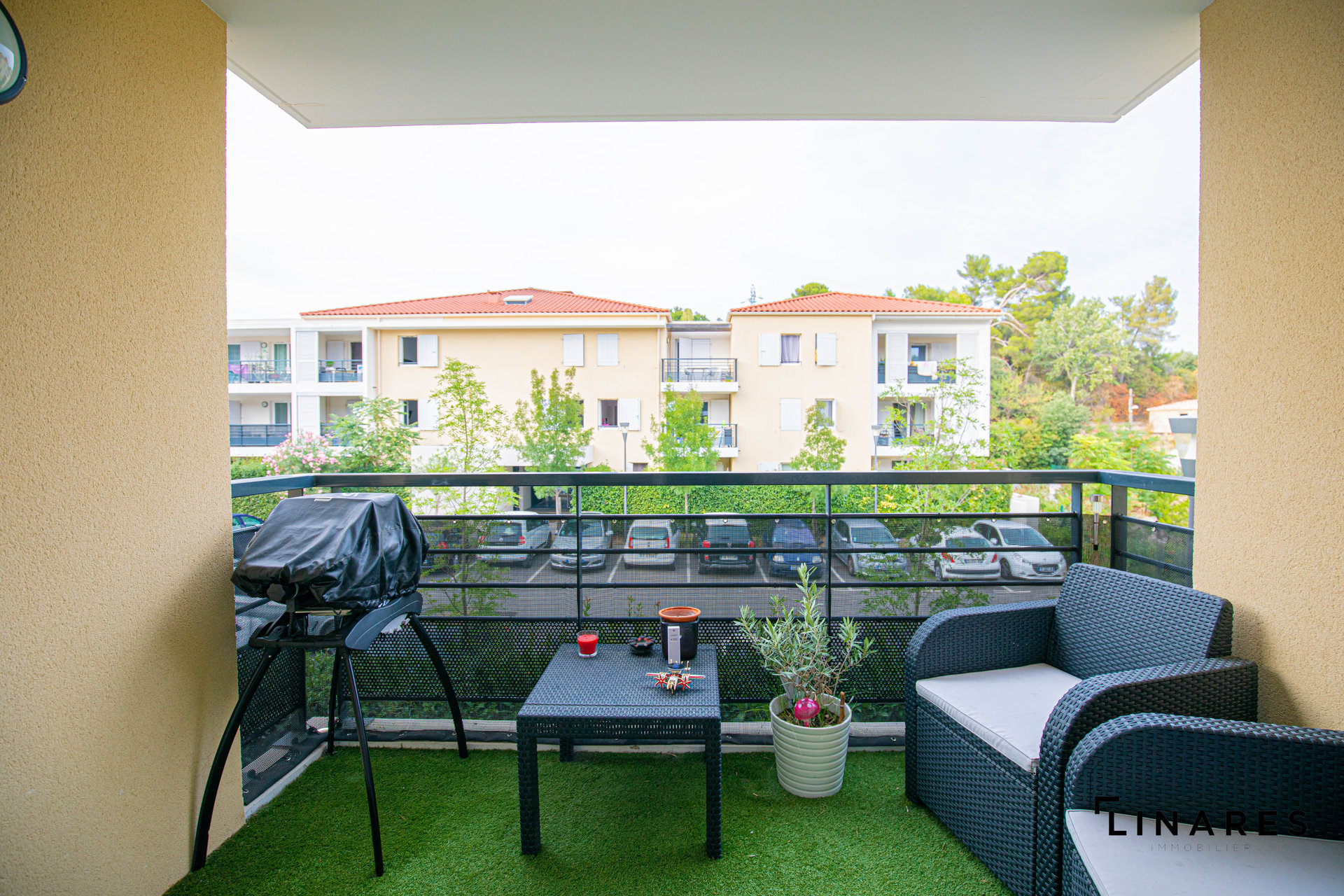 LE MODERNE Appartement T3 de 57 m2 avec Terrasse