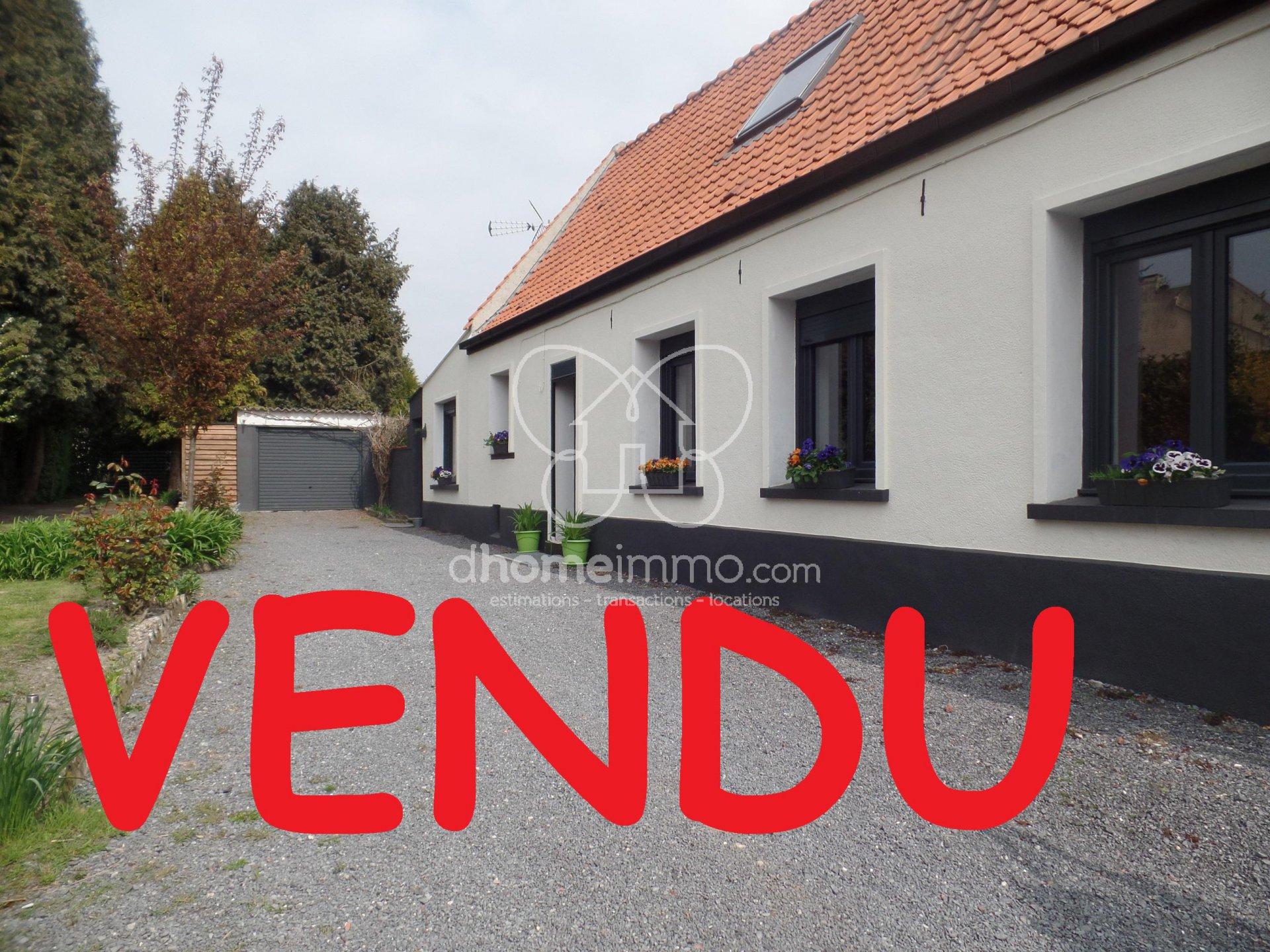 Sale House - Auby