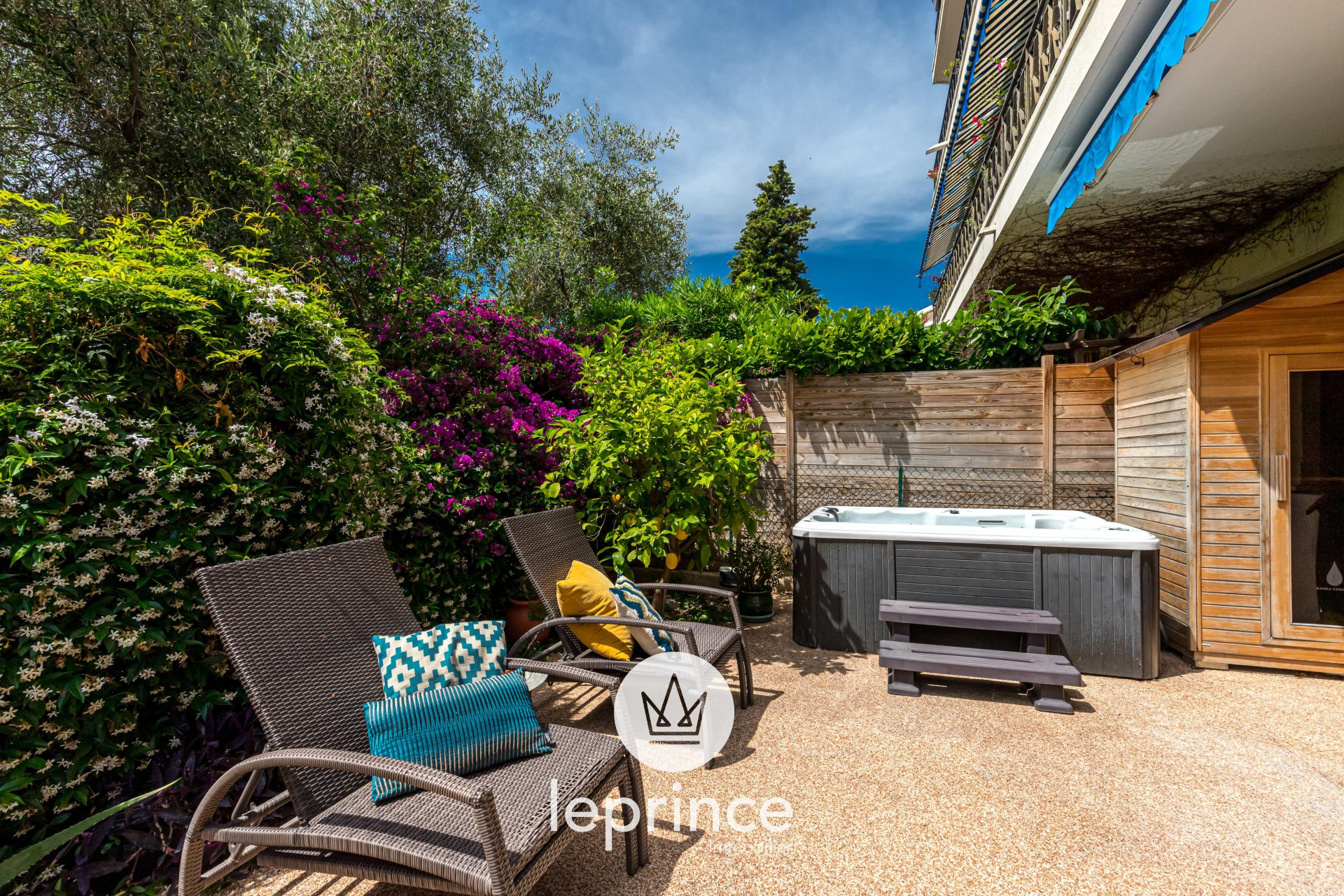 Nice Fac de Lettres - 2/3 Rooms Luxurious Terrasse