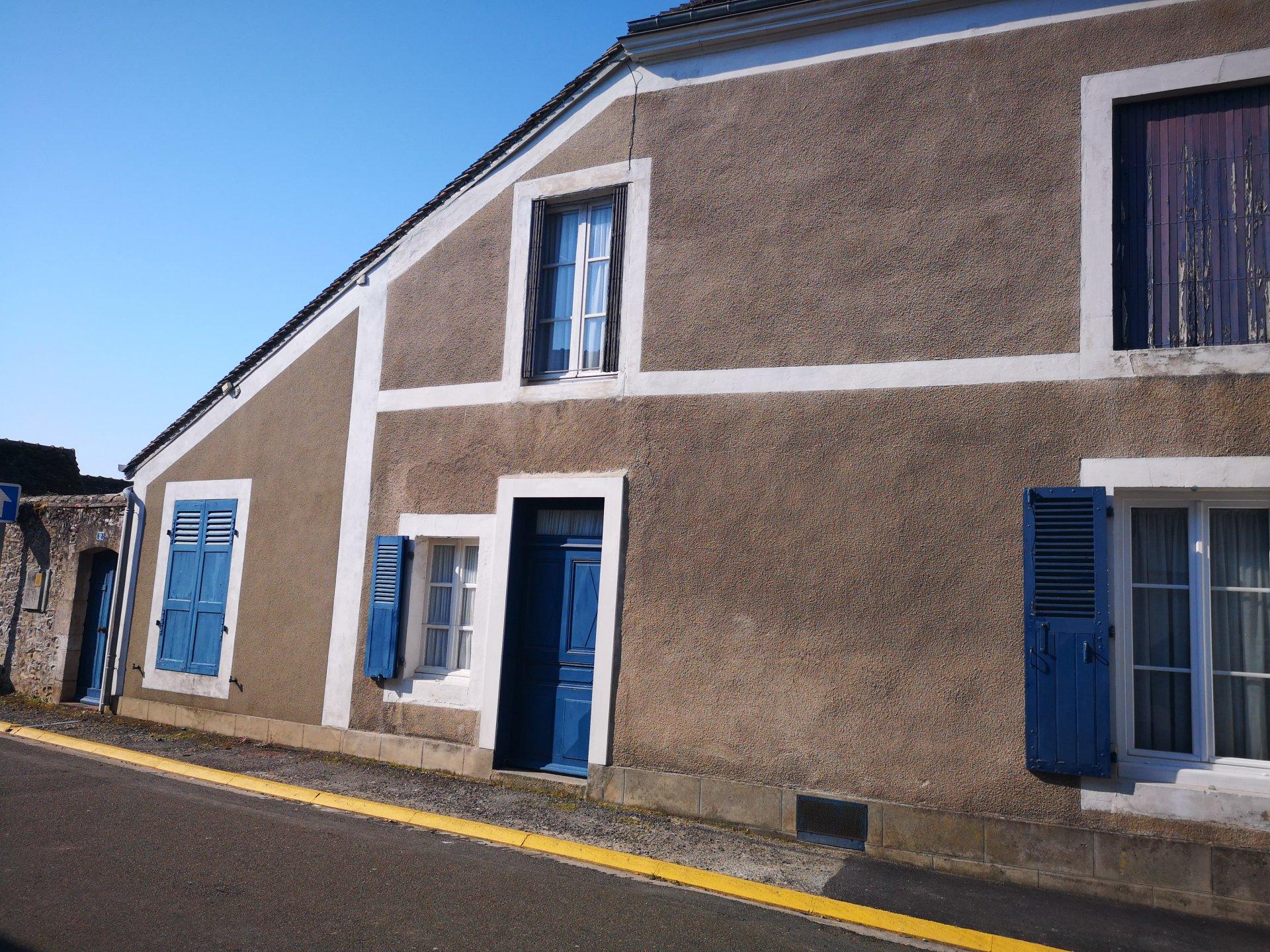 MAISON DE BOURG de 117m²  ST Remy du val