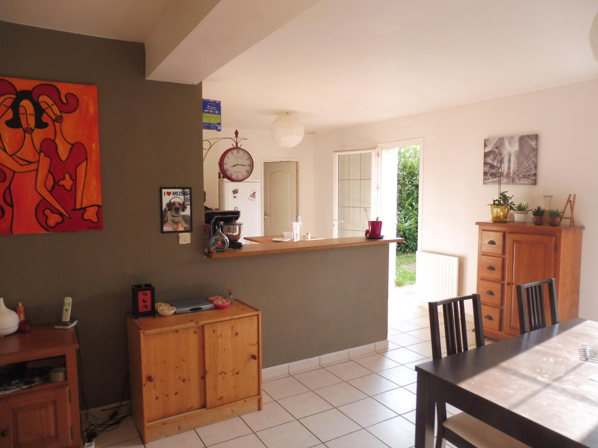 maison 115 m² 3 chambres