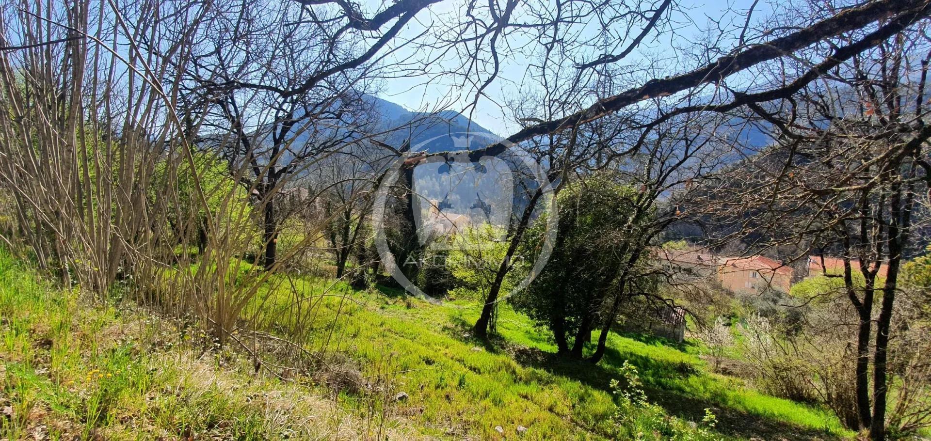 Sale Building land - Roquestéron