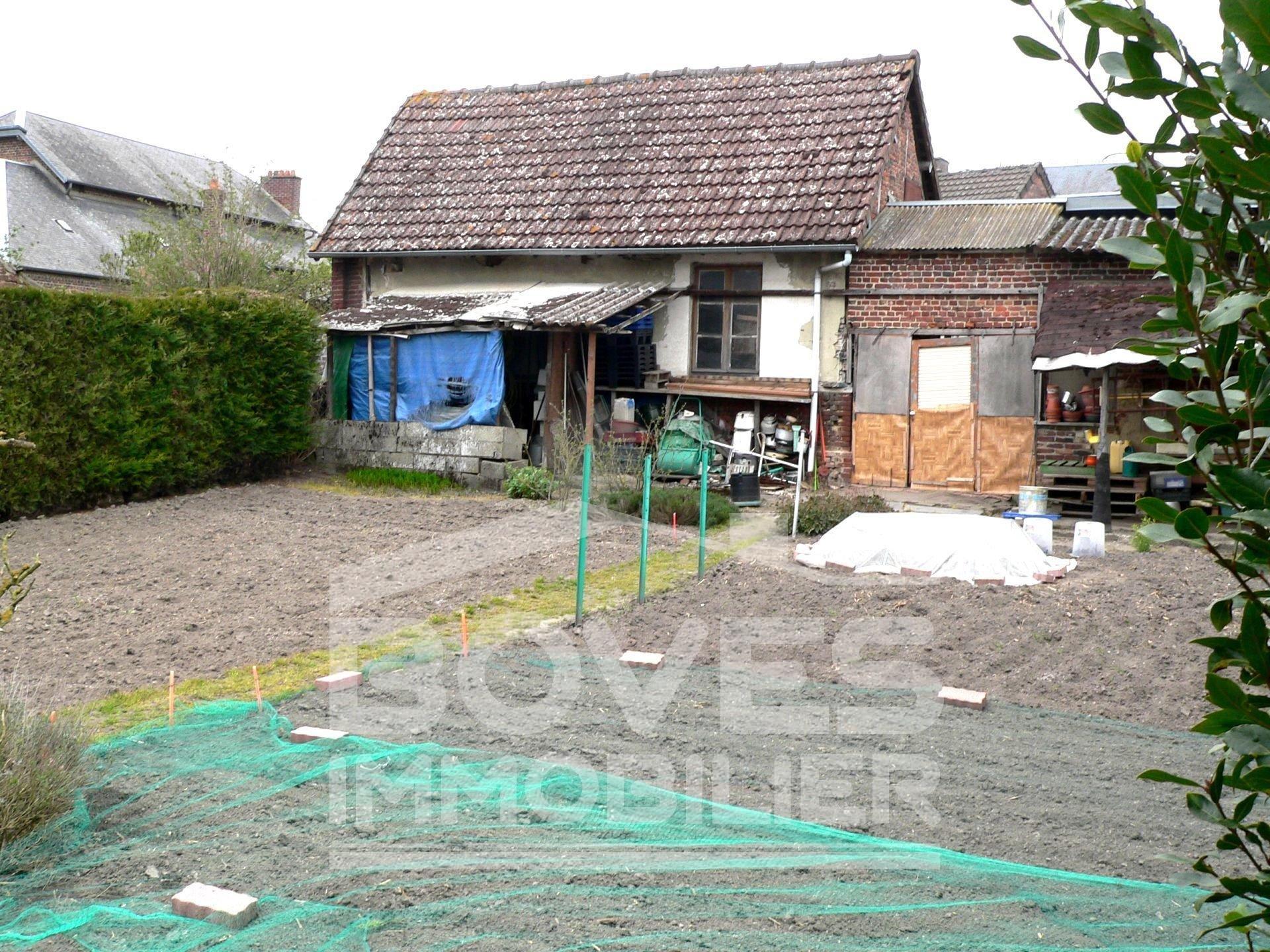 Maison de village 80930  ERCHEU
