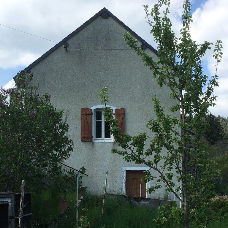 Ancien café avec belle vue dans le du sud Morvan, Bourgogne