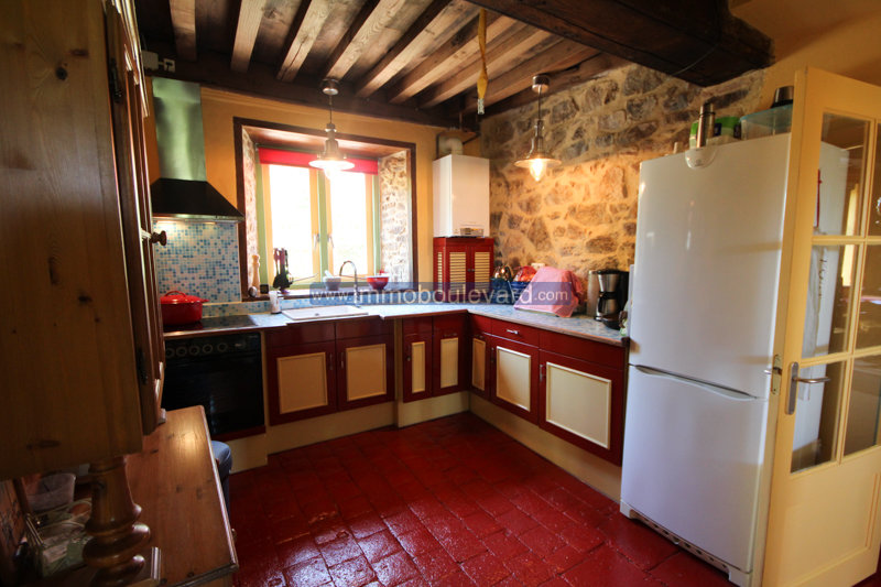 Roussillon en Morvan, house with lots of land (+ 3.45 acres!)