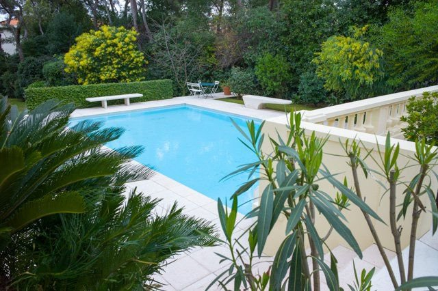 Seasonal rental Villa - Saint-Jean-Cap-Ferrat