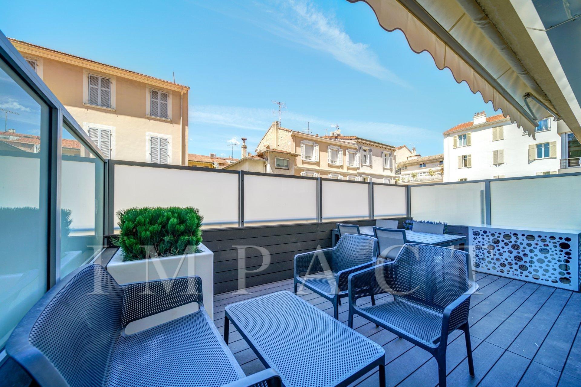 Location saisonnière - Appartement 1 chambre au centre ville de Cannes