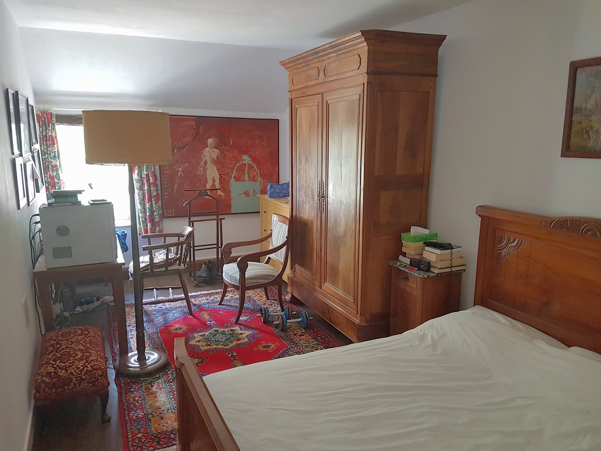 Dichtbij Montmorillon, Vienne 86: prachtig huis met terrein