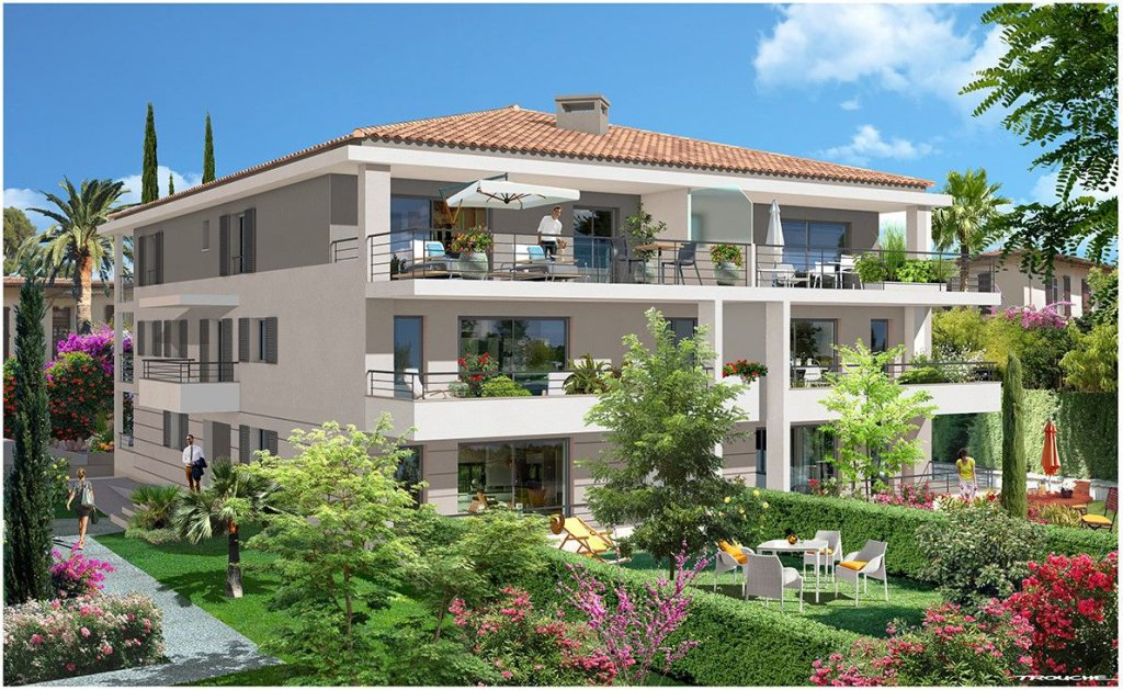 Development Apartment - Golfe-Juan