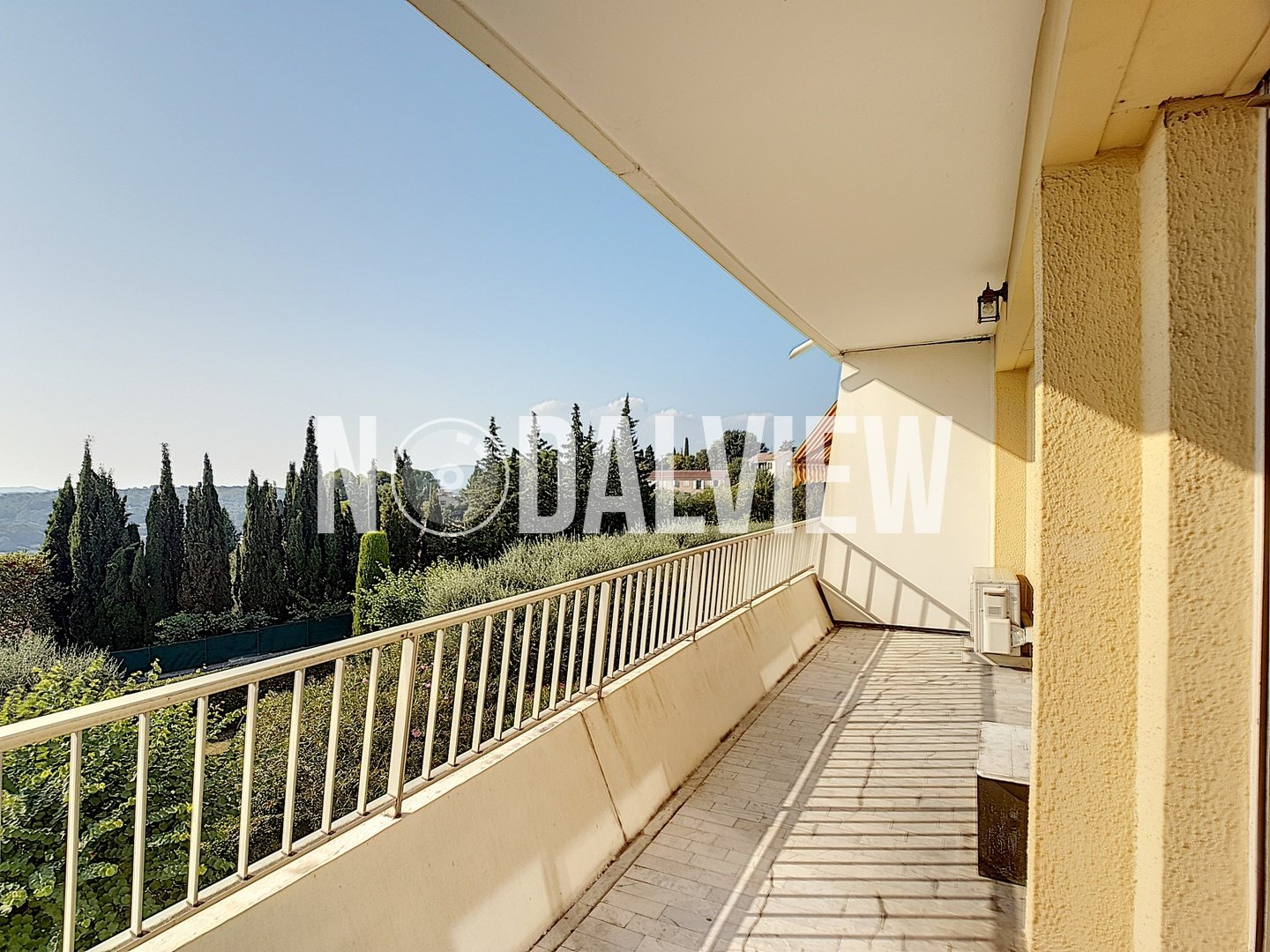 Nice two rooms furnished apartment with view