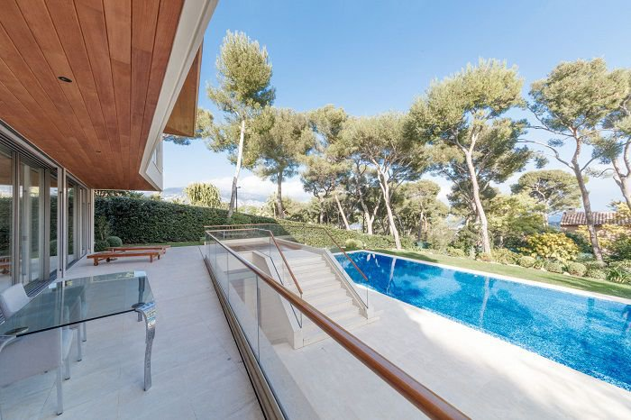 Cap Ferrat - Superb contemporary villa