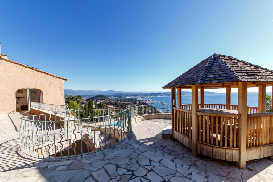 Théoule-sur-Mer - Amazing provençal villa with sea view