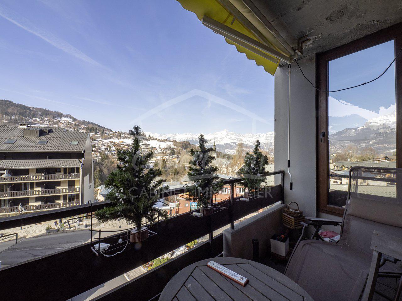 St Gervais Mt Blanc- 73 m² near all shops