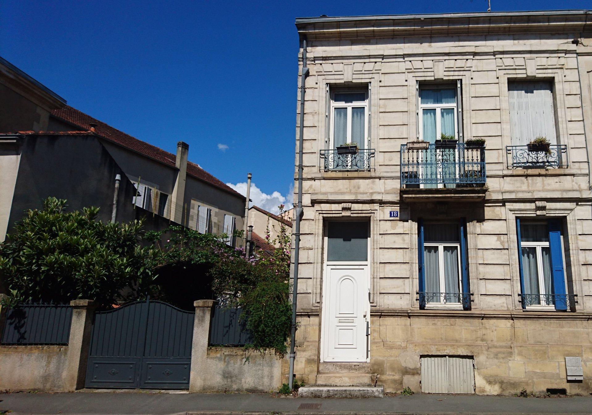 Maison Bourgeoise sur cour avec Jacuzzi