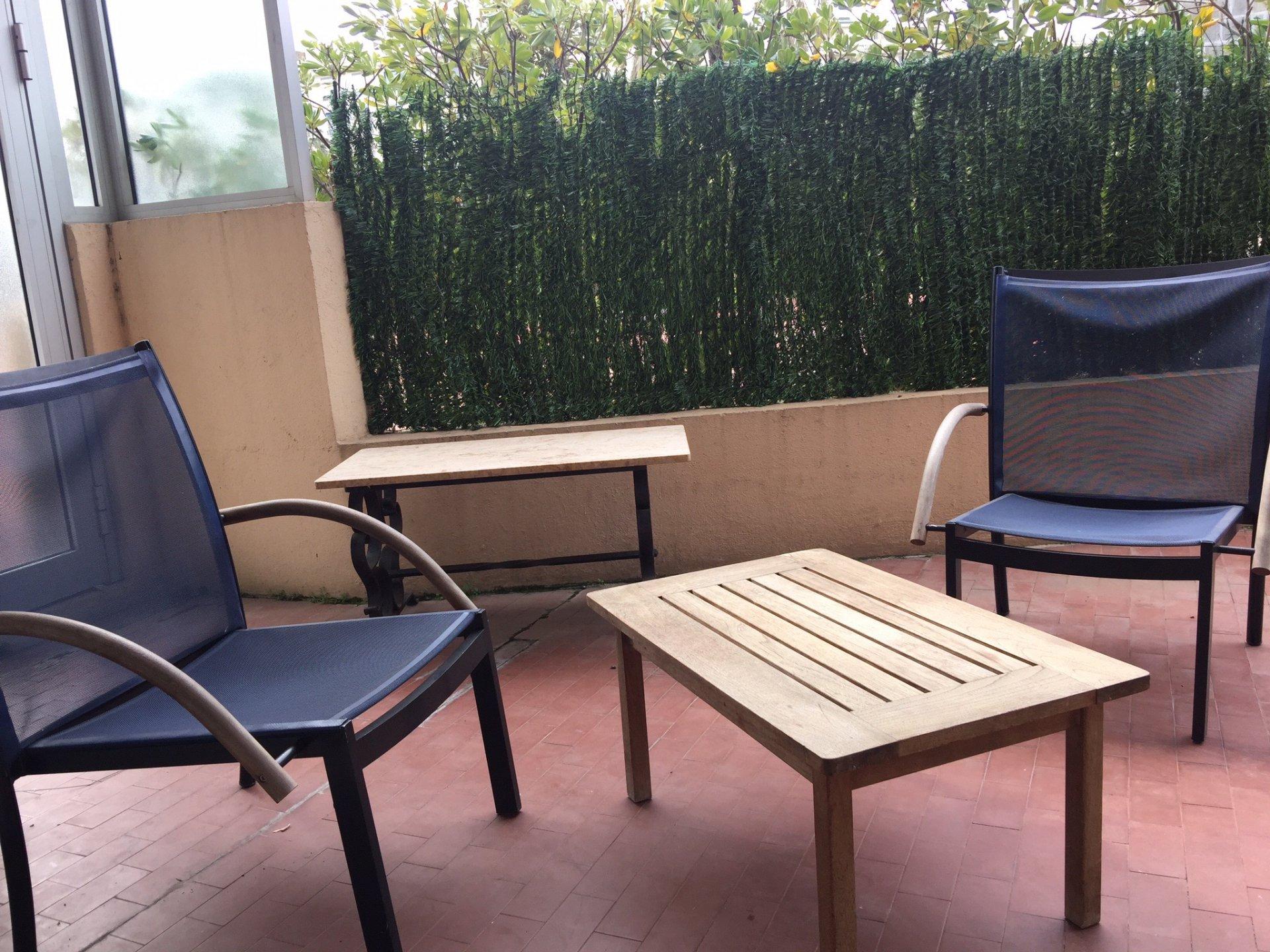 Affitto stagionale Appartamento - Cannes Basse Californie