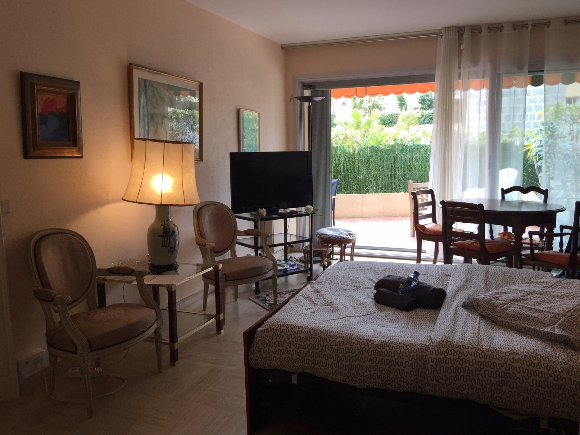 Seasonal rental Apartment - Cannes Basse Californie
