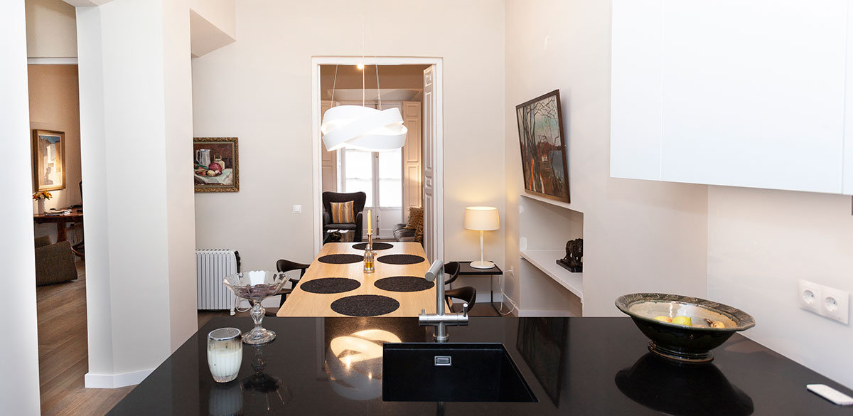 Magnificent 3 bedroom apartment in the heart of the city