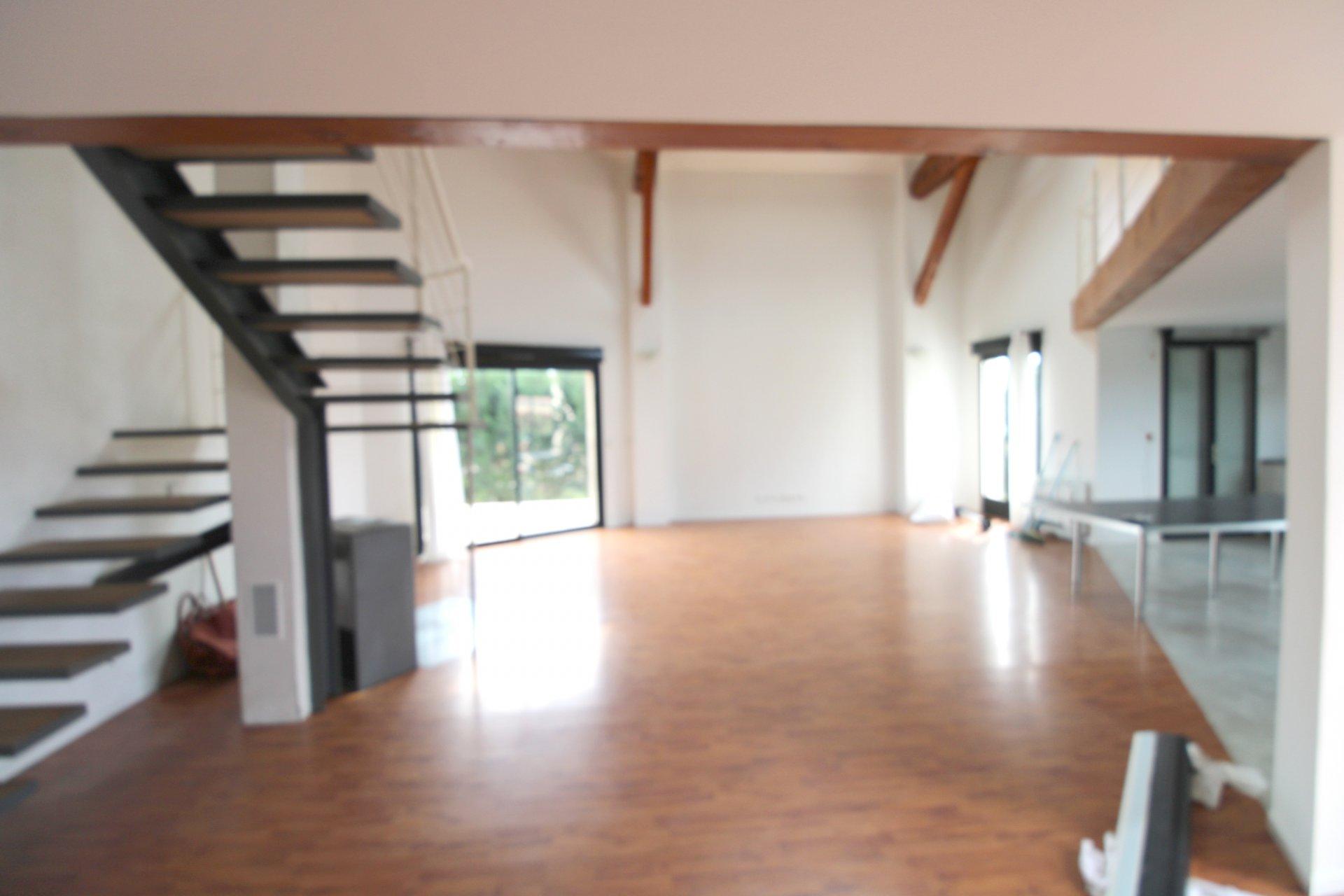 LAVAUR (Labastide ST Georges) -  Villa contemporaine à 30 mn de Toulouse