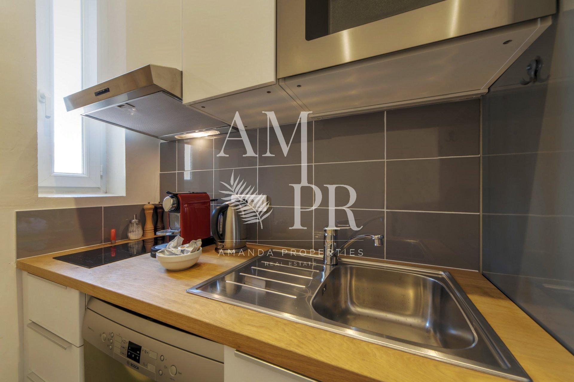 - Cannes center - 2 bedrooms apartment renovated - Congresses/Vacation/Long stay