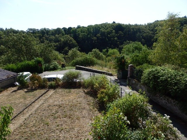 House in Châteauponsac, Haute Vienne with Beautiful Views
