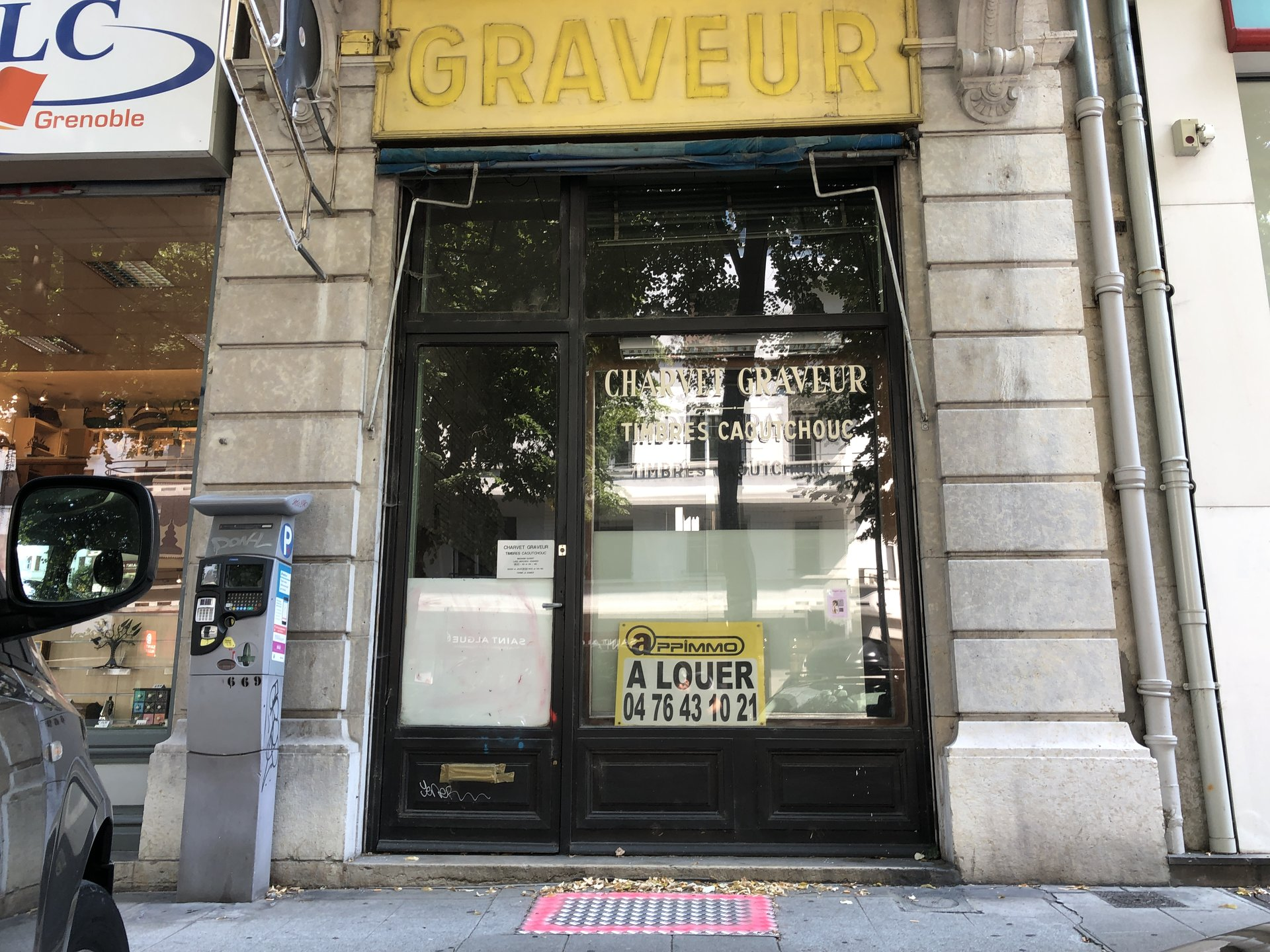 Rental Premises - Grenoble
