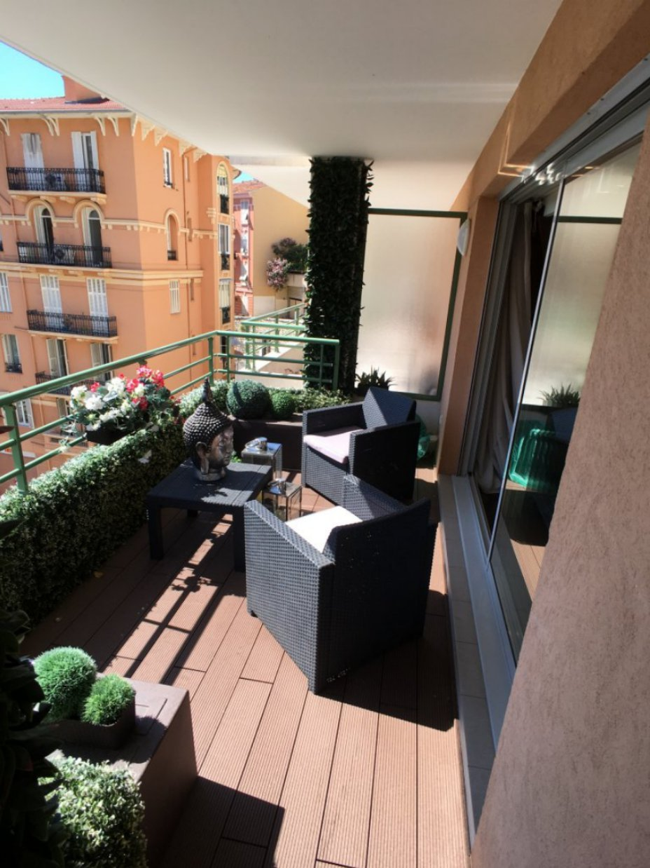 4 pieces beausoleil / garage / terrasse / vue degagée