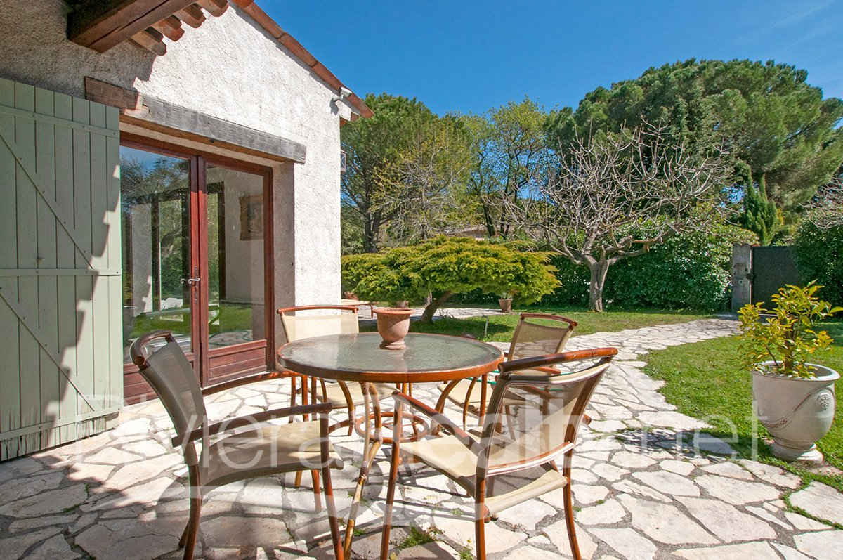 3 Bedroomed Villa in the Parc de l'Etang Mougins