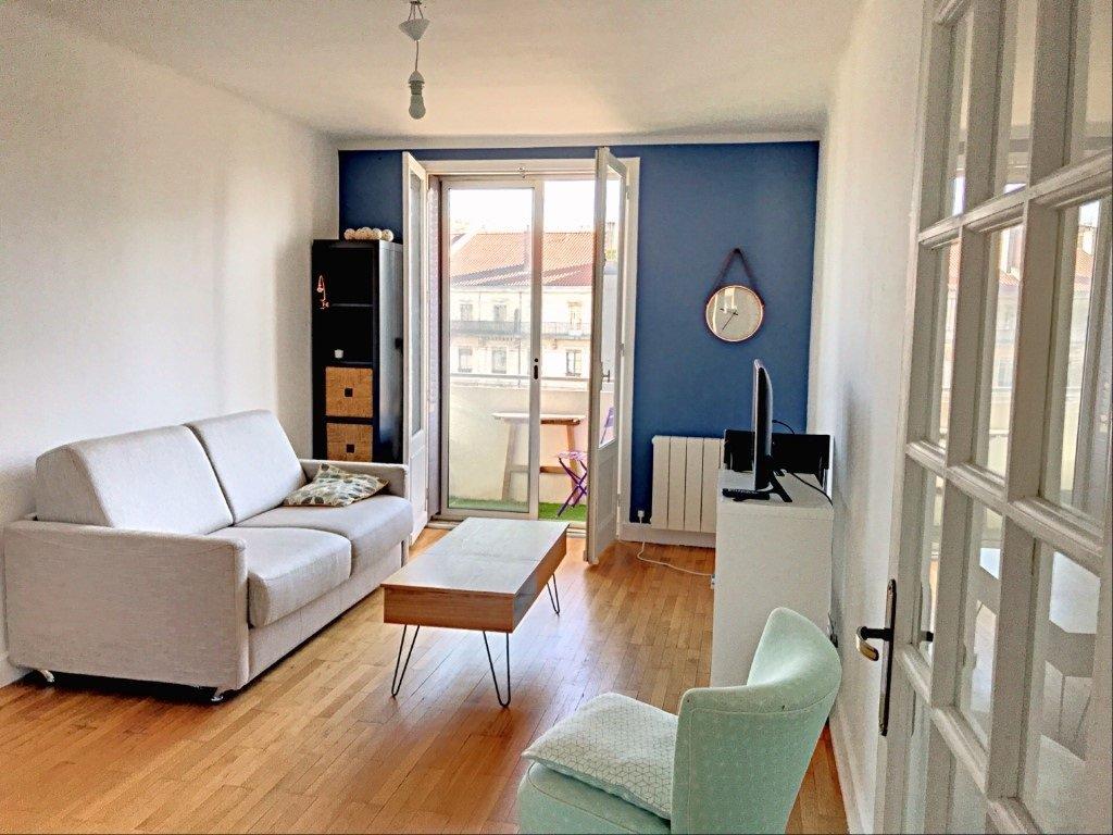 Achat Appartement Surface de 44.22 m²/ Total carrez : 44 m², 2 pièces, Lyon 7ème (69007)