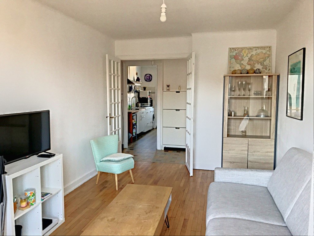 Achat Appartement, Surface de 44.22 m²/ Total carrez : 44 m², 2 pièces, Lyon 7ème (69007)