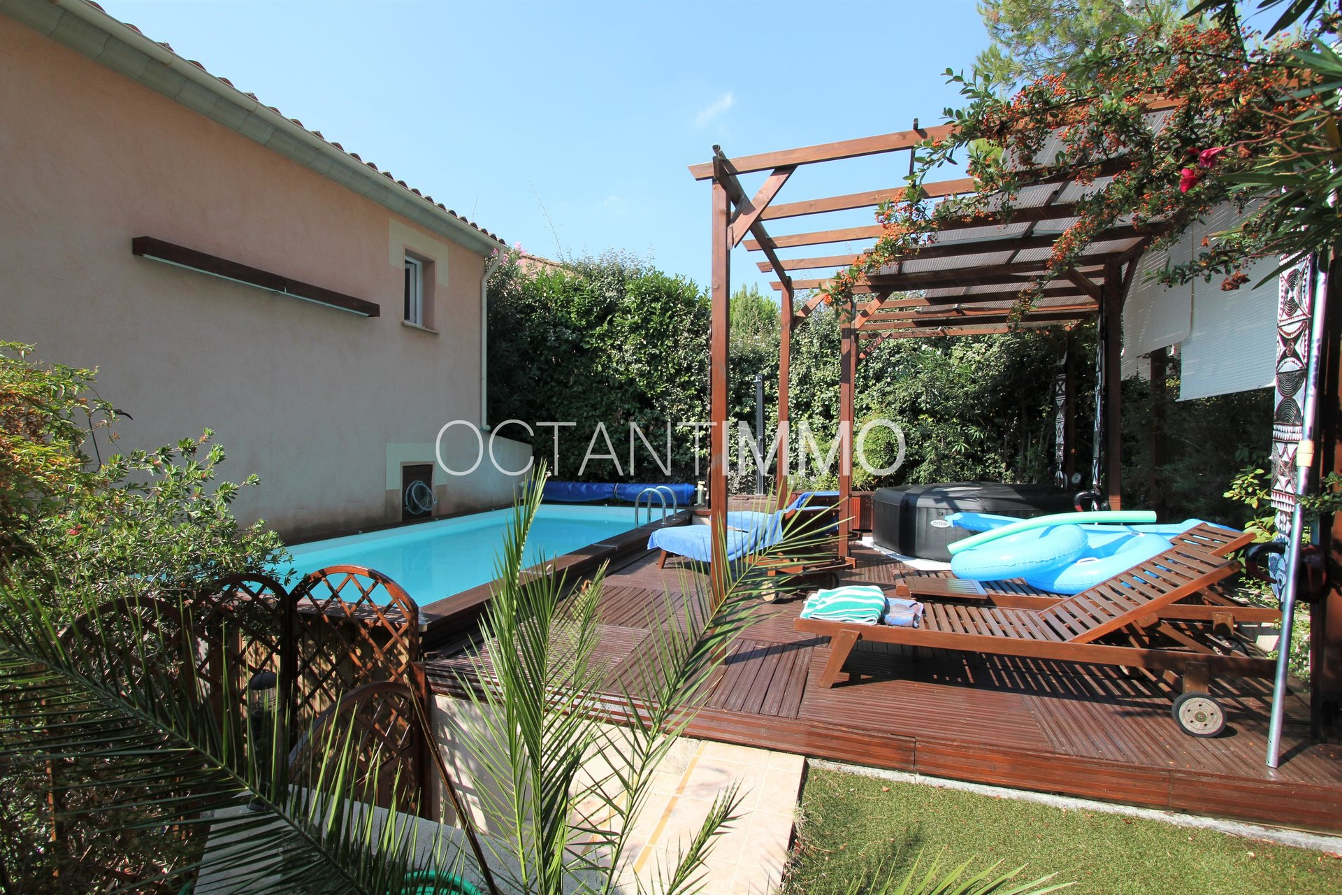 Exclusivity - Saint Philippe: House with swimming pool