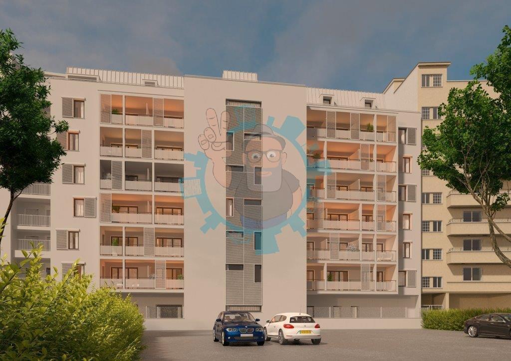 Centre Nice 1 Pièce Dernier Etage Ptz et Pinel Possible