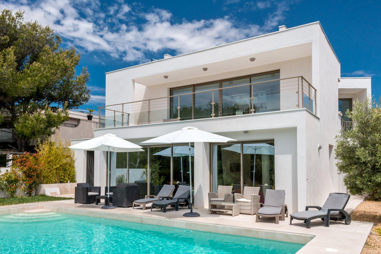 Villa d'architecte Vue MER La Grande Motte