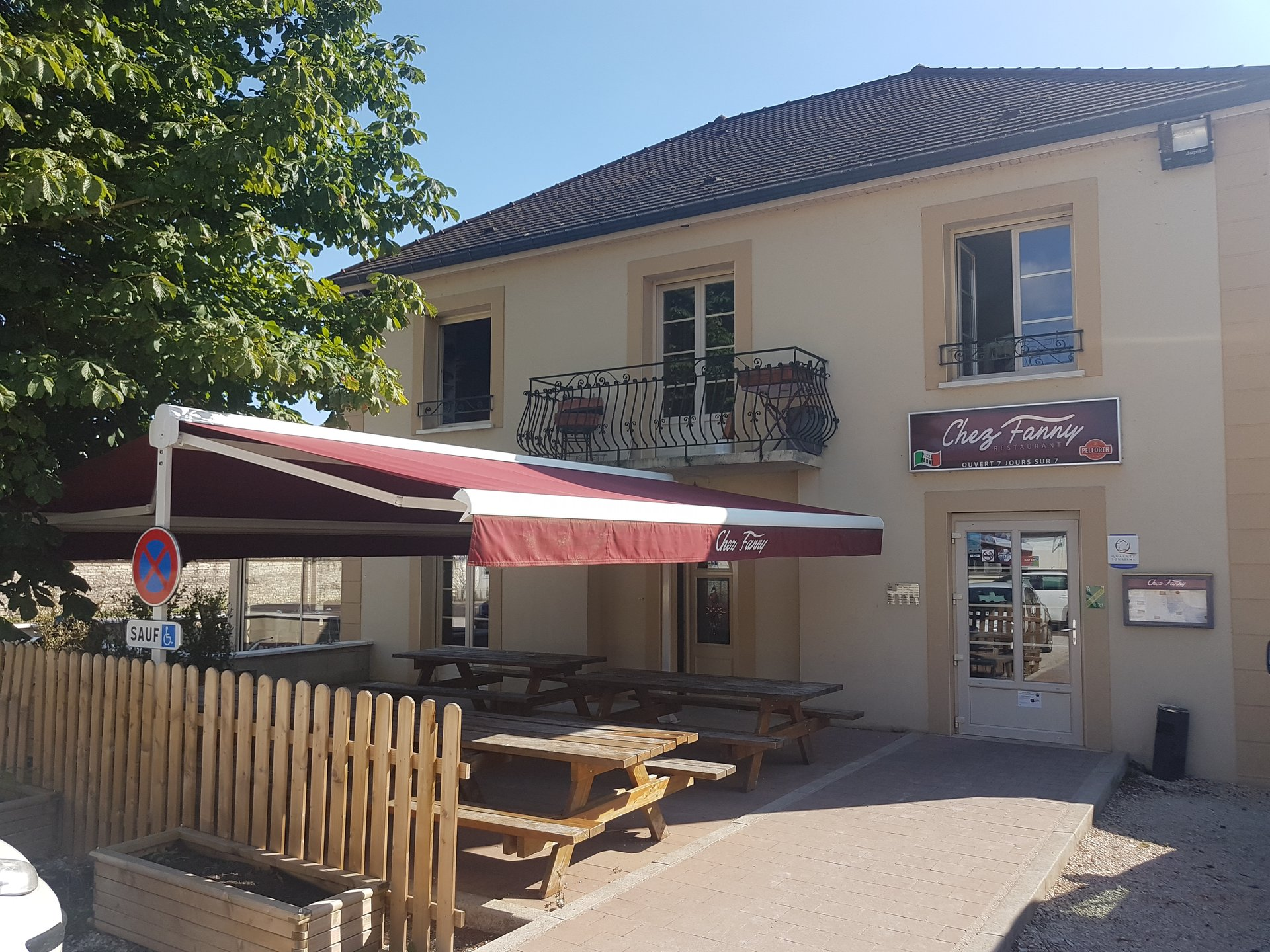 COTE D'OR (21) BRAZEY EN PLAINE FONDS DE COMMERCE D'ACTIVITE RESTAURATION