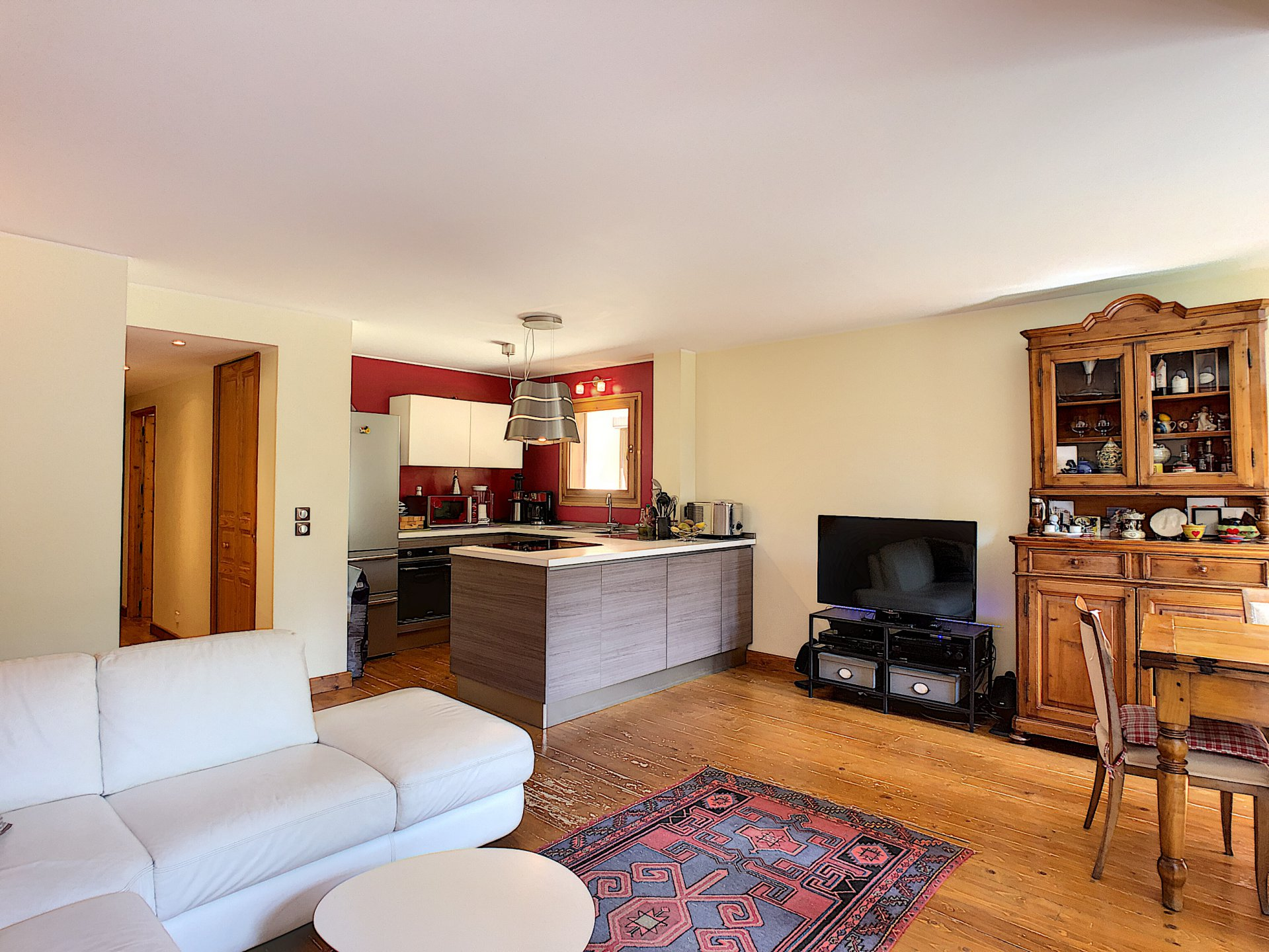 Appartement 2 chambres, Chamonix-Mont-Blanc Les Tines